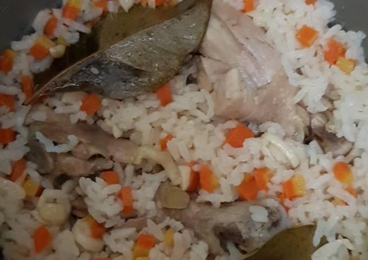 Nasi Hainam Ayam Magic Com