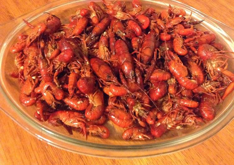 Simple Way to Make Super Quick Homemade Southern crawfish 🦞