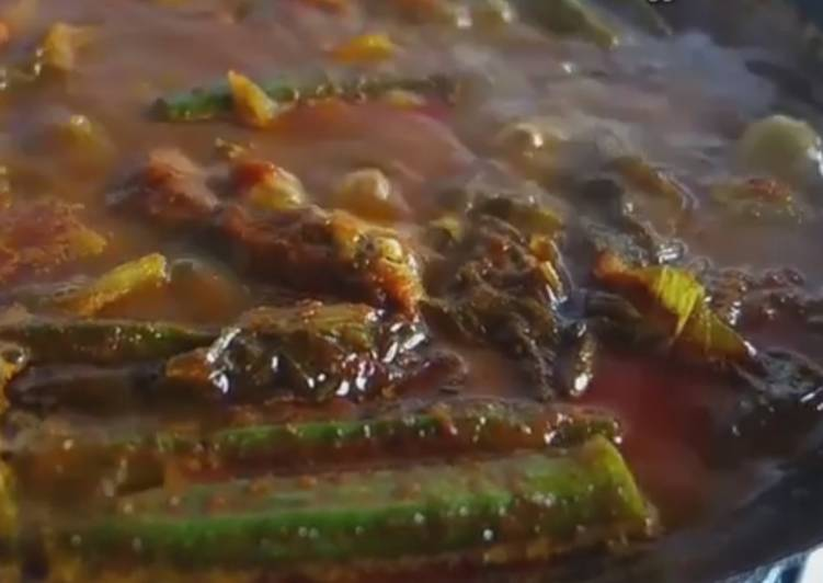 Masak Asam Pedas Ikan