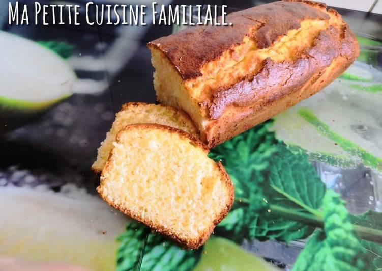 Cake citron/mascarpone