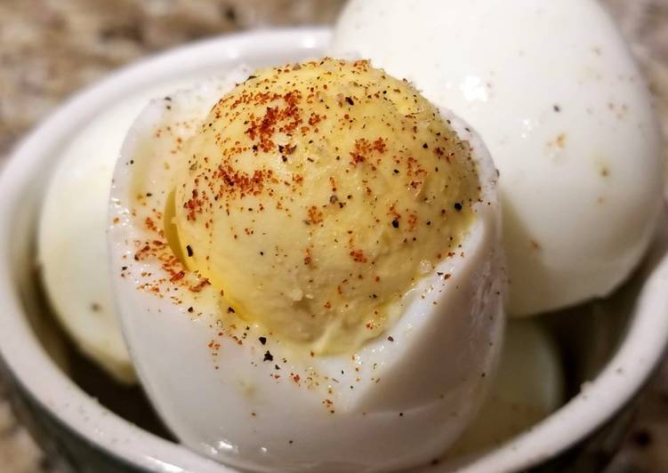 Easiest Way to Make Ultimate Air Fryer Hard 'Boiled' Eggs