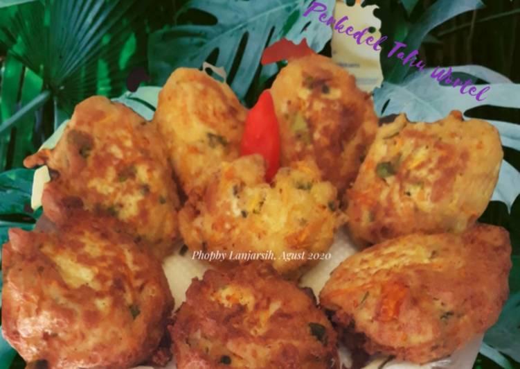Perkedel Tahu Wortel - cookandrecipe.com