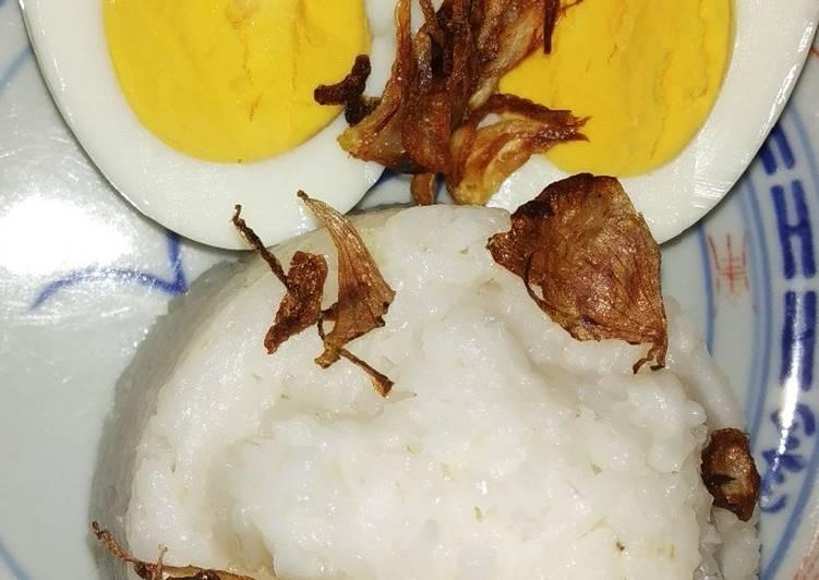 Resep Nasi uduk💗 Paling Gampang