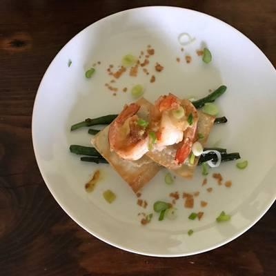 Udang goreng garlic (appetizer)