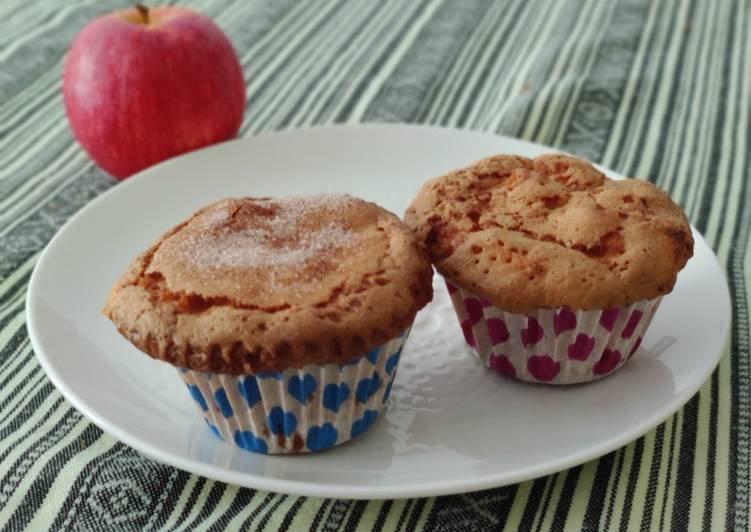 Steps to Make Ultimate Apple Cupcakes