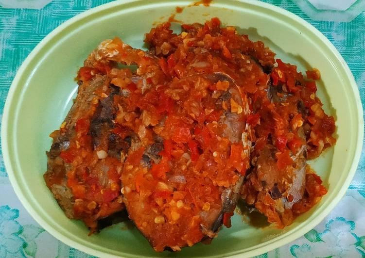 Balado Ikan Tongkol
