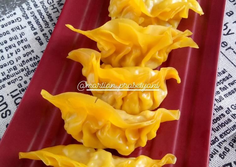 Resep Gyoza Ayam Udang Sayuran Anti Gagal Resep Masakanku
