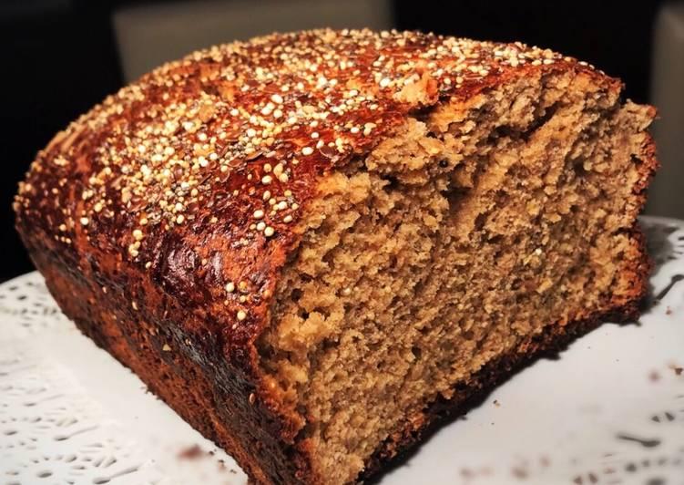 como hacer que el pan integral quede esponjoso
