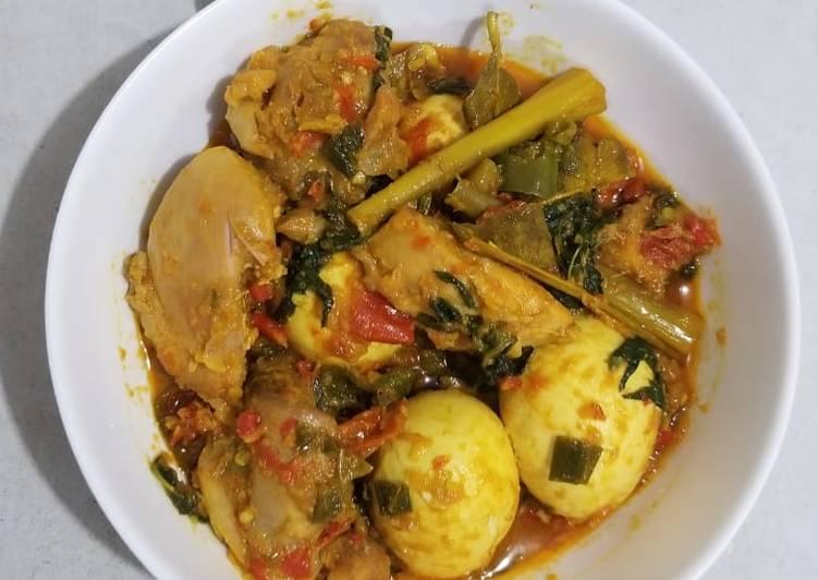 Ayam Woku-Woku