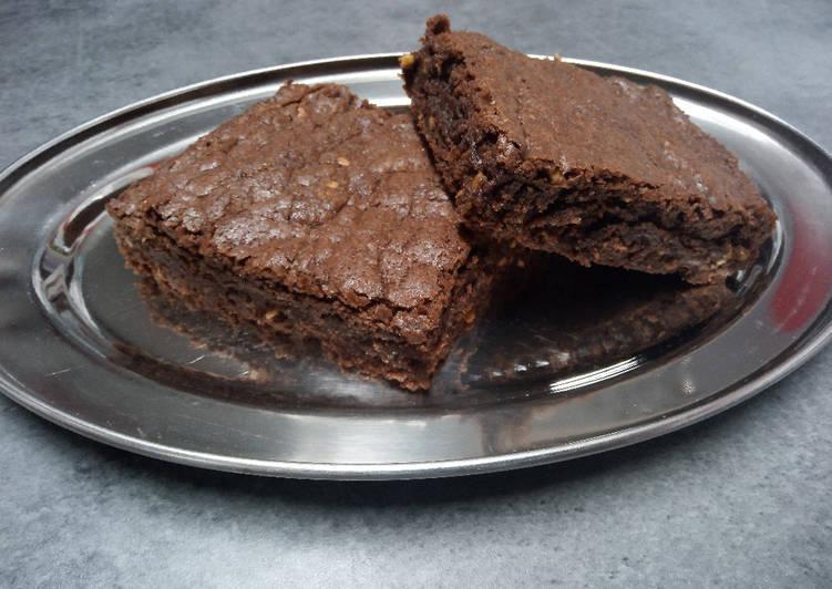 Le moyen le plus simple de Faire Appétissante Brownie au Cake Factory