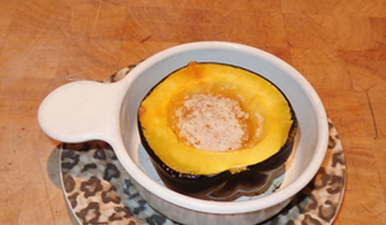 Recipe of Favorite Basic Baked Acorn Squash
