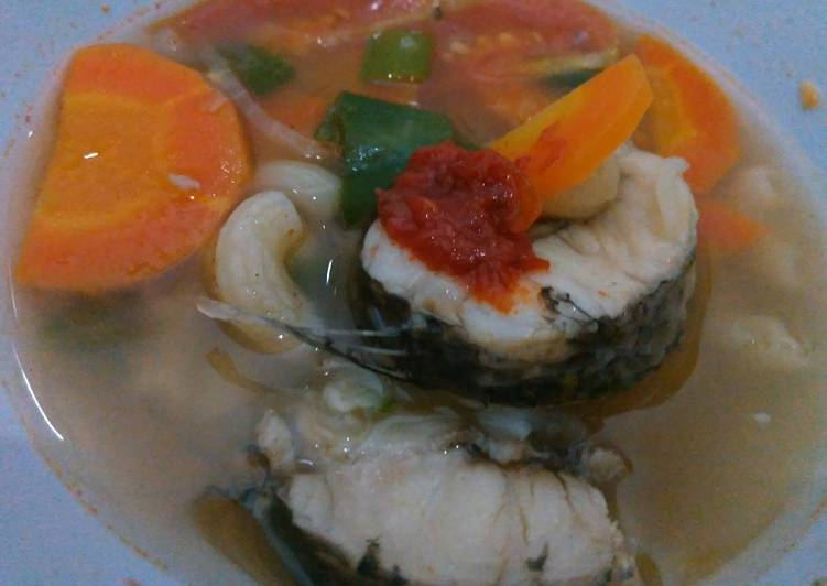 Resep Sop Ikan Gabus Haruan Oleh Princessnana S Cookpad
