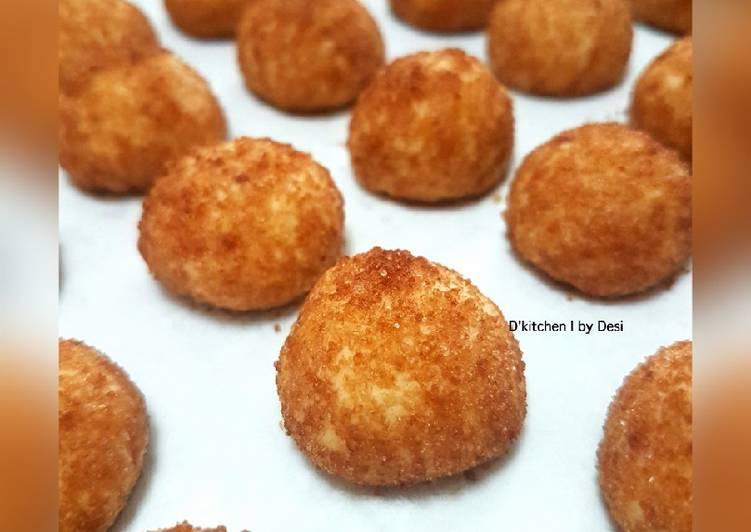 Palm suiker cheese cookies