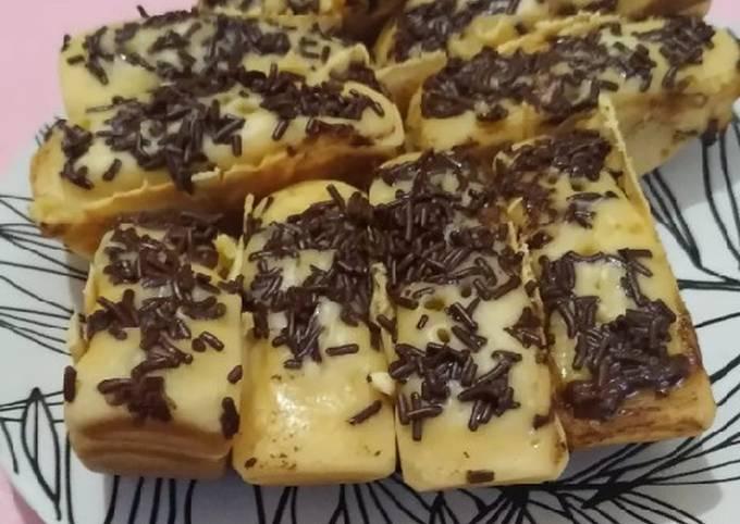 Resep Kue Pukis Coklat Ala Ibun -52- yang Sempurna