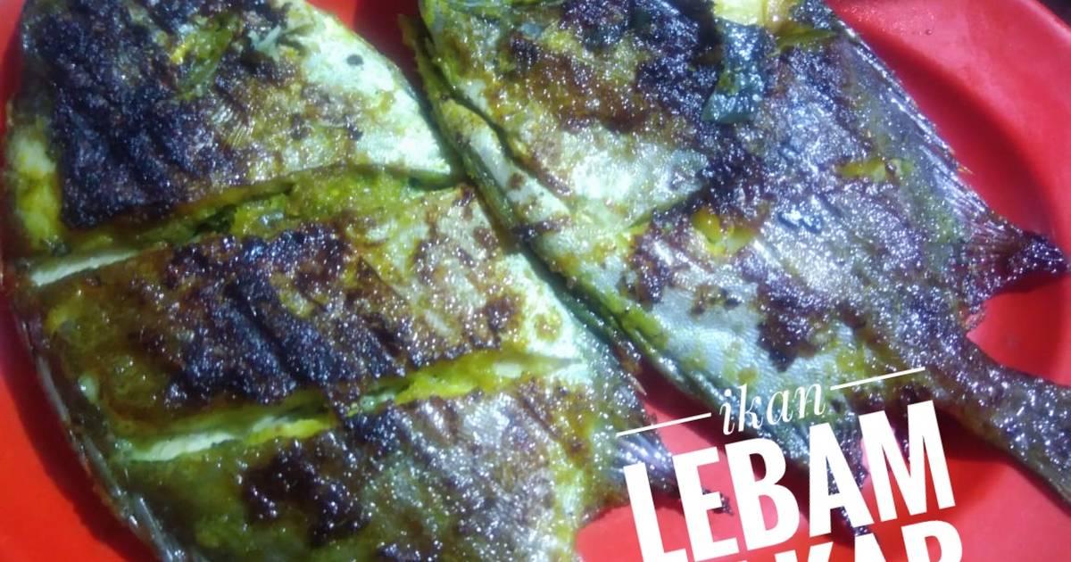 Resep Ikan Lebam Bakar Pedas Oleh Temu Retno Cookpad