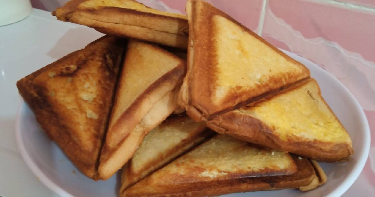 Toasted bread Recipe by Emunahskitchen - Cookpad