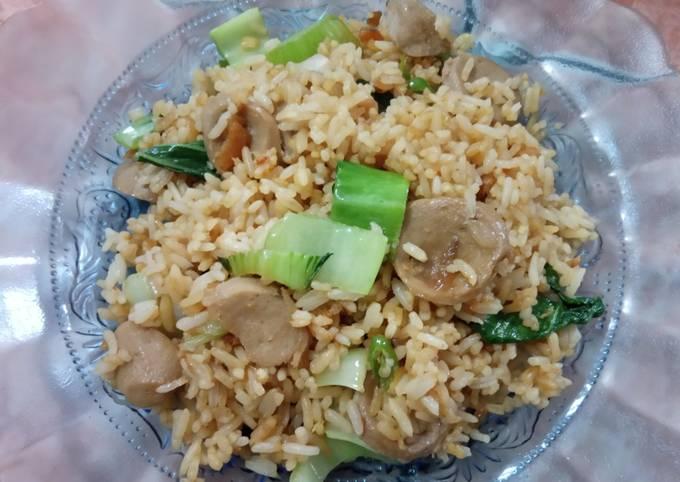 Cara Membuat 150) Nasi Goreng Ebi yang Sempurna