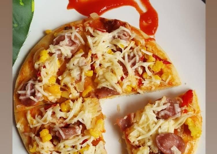 Pizza Kukus