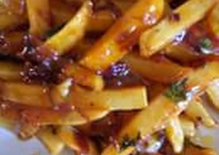 Step-by-Step Guide to Prepare Any-night-of-the-week Chips Masala
