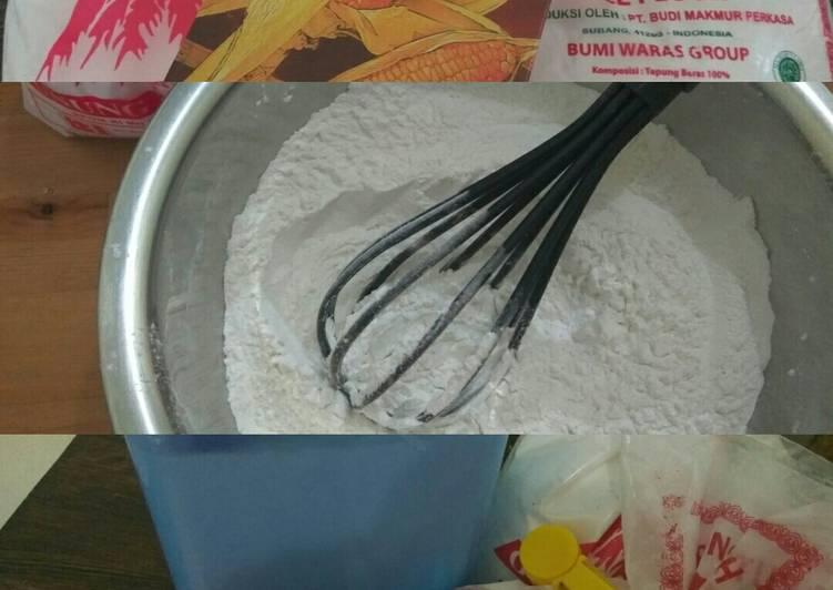 Tepung Gluten Free Home Made (khusus cookies)