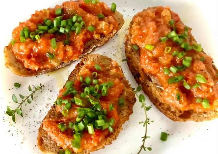 Kanapkowa pasta z soczewicy i warzyw 🌱 główne zdjęcie przepisu