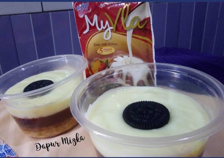 Choco Cookies Desert Cup