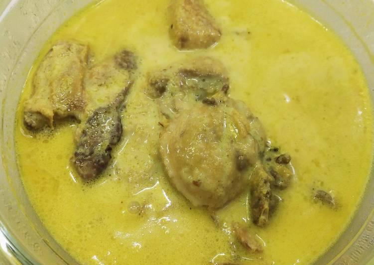 38. Creamy Opor Ayam 🦚🦉🦚🦉🦚🦉🦚🦉🦚🦉