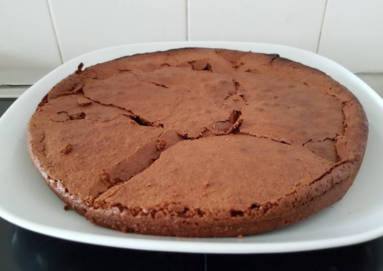 recette Fondant chocolat noisettes délicieux