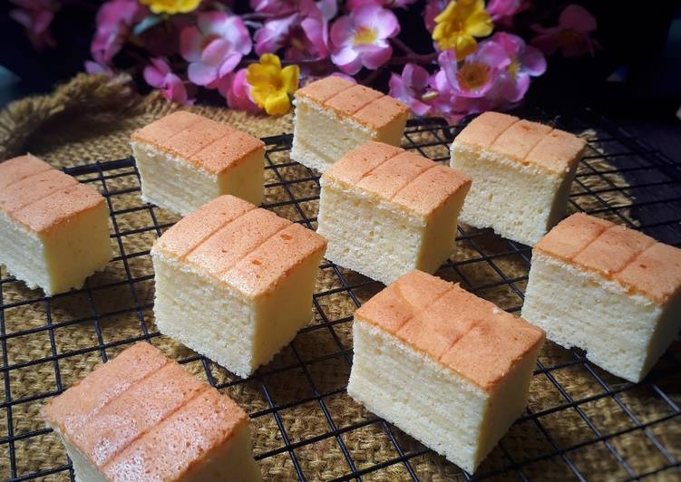 Cheddar Cheese Cotton Cake a.k.a CCCC