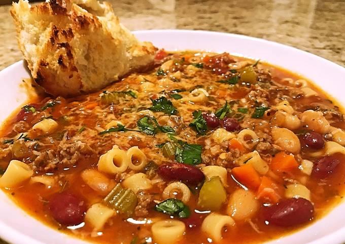 How to Make Perfect Pasta Fagioli