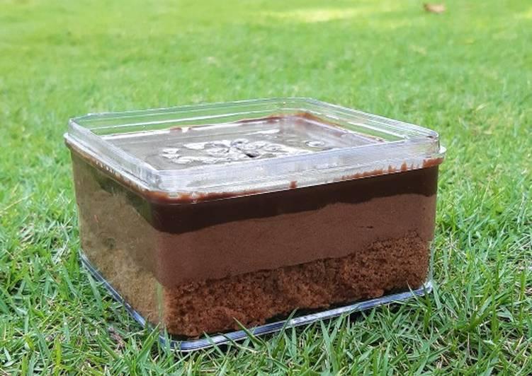 Triple Choco Dessert Box