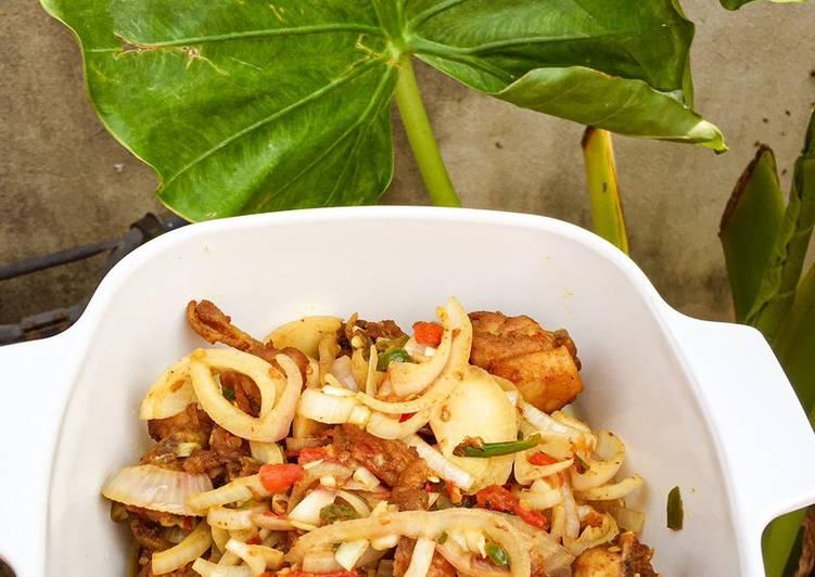 Ayam Masak Cili Hidup - velavinkabakery.com