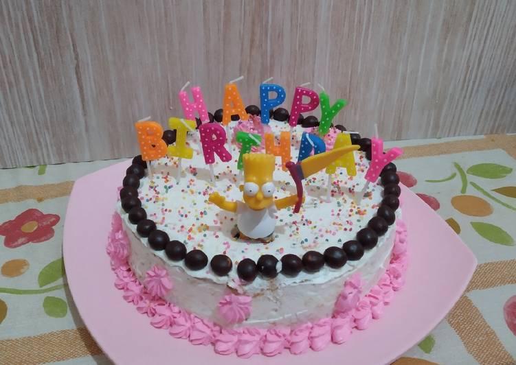 Base Cake Ultah