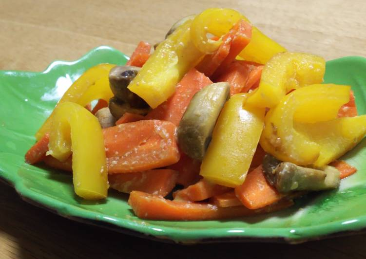 Colorful veges