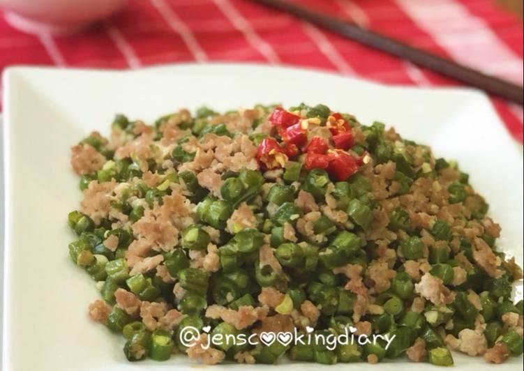 Sechuan Stir Fry Green Beans
