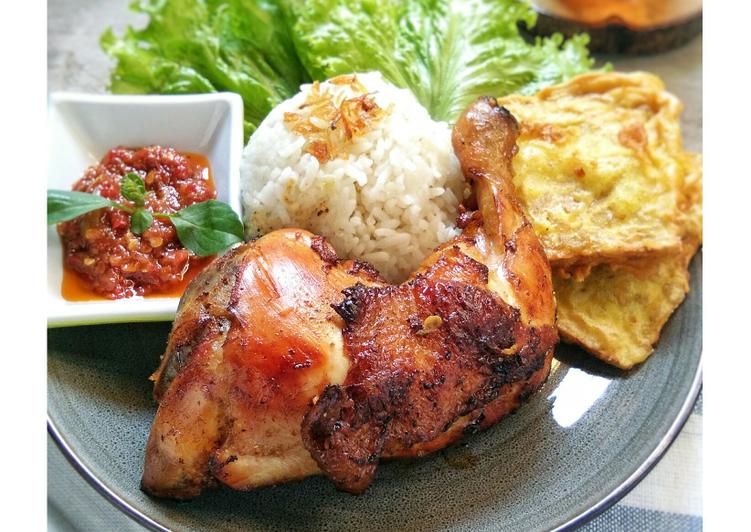 Resep Masakan Ayam Goreng Kalasan Yang Mudah Sekali Dibuat