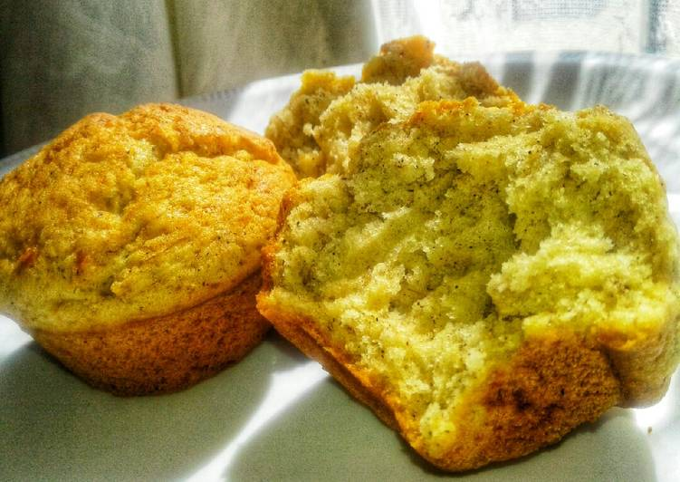 Step-by-Step Guide to Prepare Top-Rated Banana Cinnamon muffins