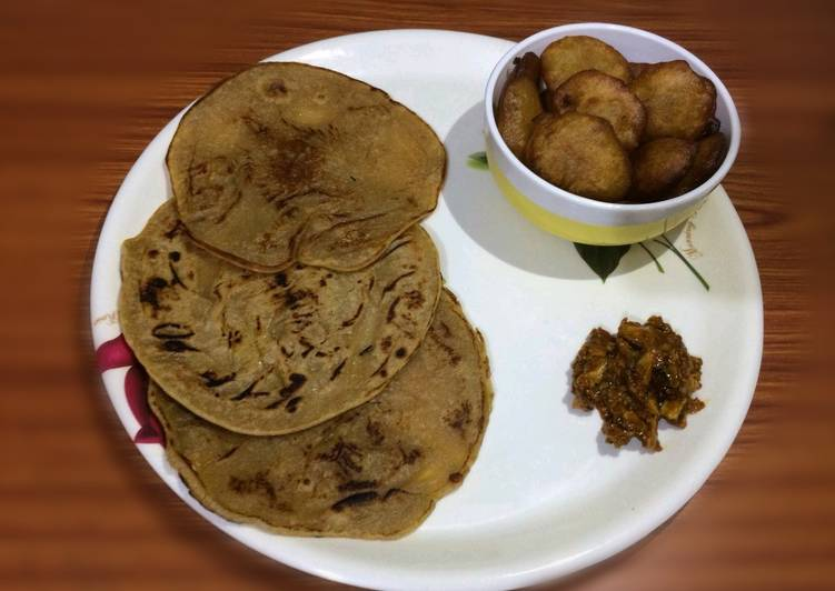 How to Boost Your Mood with Food Mittha pua(gulgula) or mittha chilla(malpua)