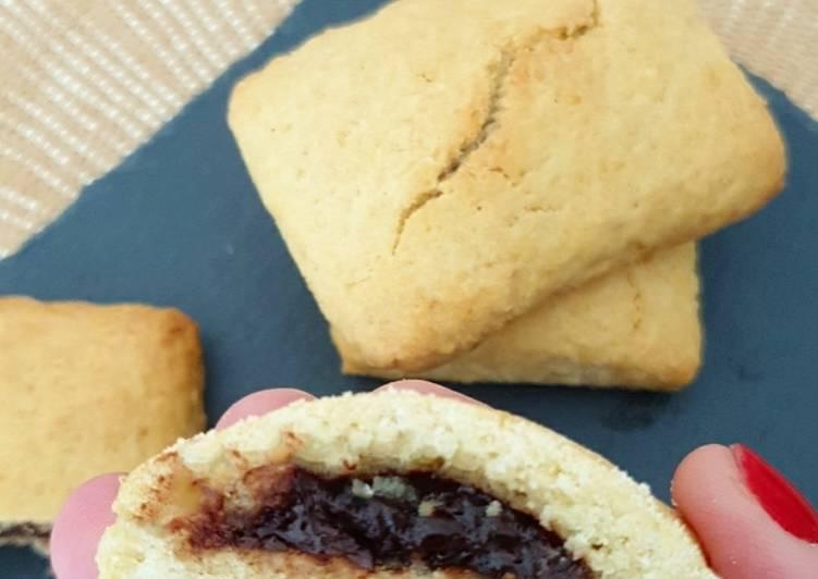 Recipe: Tasty Biscuits fourrés au chocolat