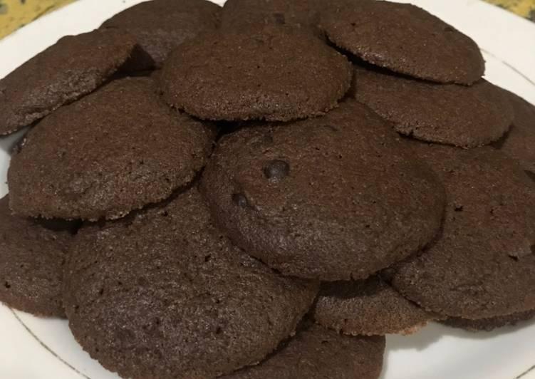 Chocolate Chocochips Cookies