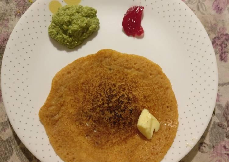 30 Minute How to Prepare Diet Perfect Adai Dosa