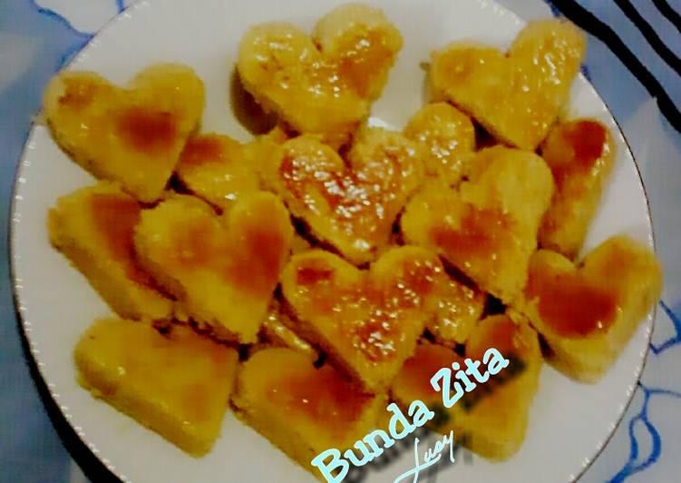 Kue Kacang Rumahan simple - cookandrecipe.com