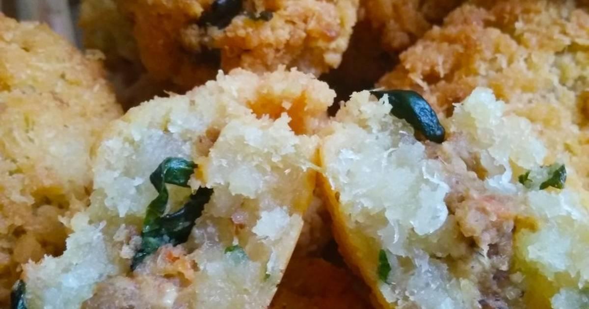 Resep Combro Crispy Oleh Ika Sulistianingsih Cookpad