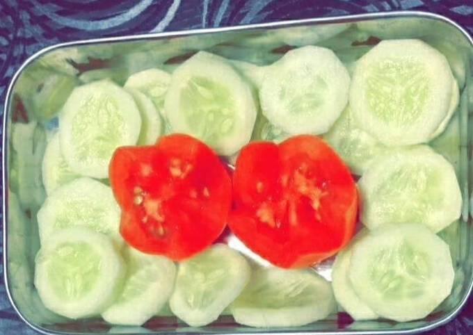 Cucumber Salad Recipe In Hindi