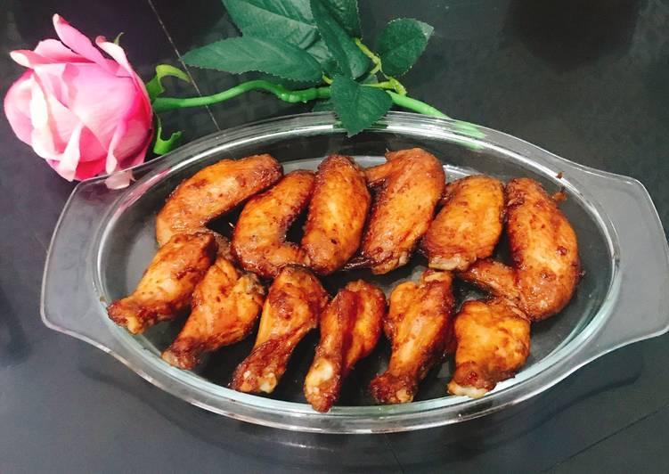 Ayam Panggang Ala PizzaHut