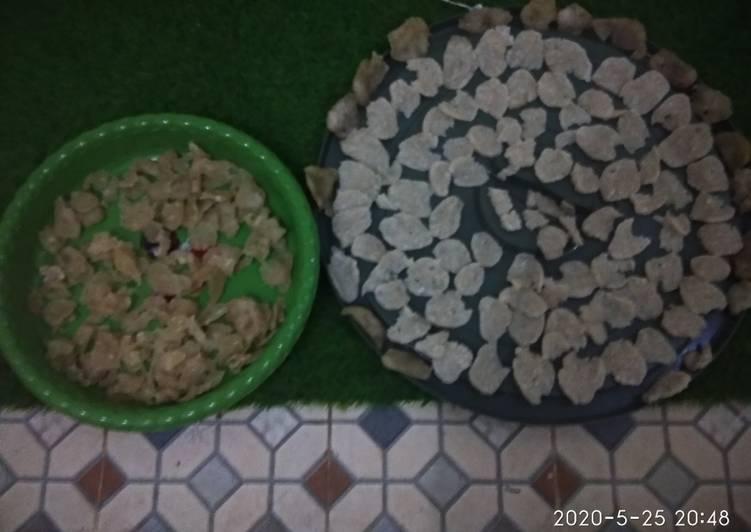 Kerupuk nasi