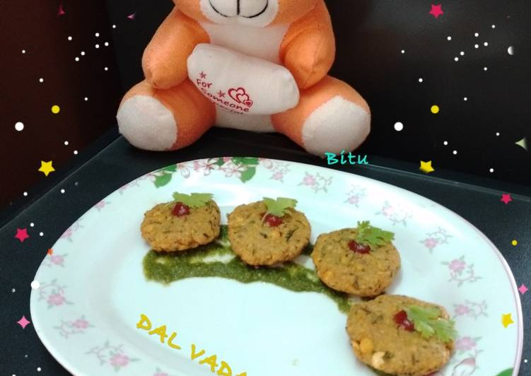 The Best Dinner Ideas Refreshing Dal Vada
