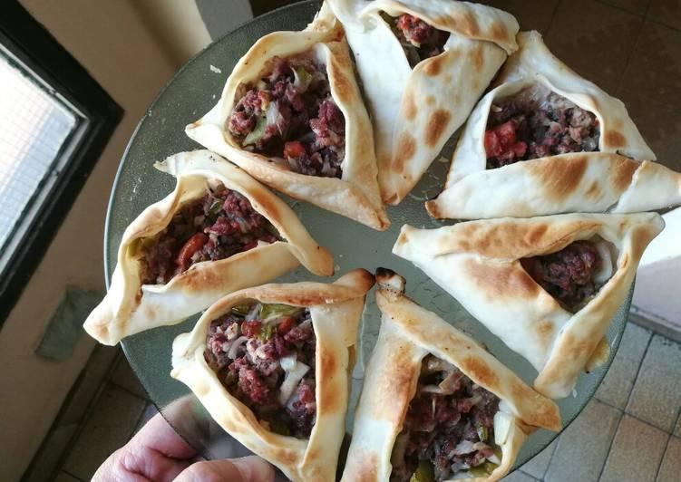 Empanadas árabes!!