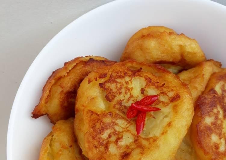 Resep Perkedel Kentang Original Enak Resep Dapur Nikmat