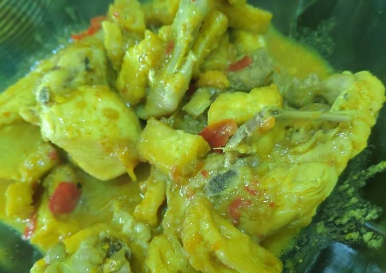 Ayam Bumbu Kuning Simple Banget tp enak ala aida